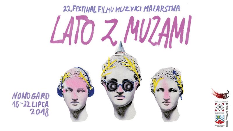 """Warsztaty dziennikarskie na """"Lecie z Muzami 2018"""". Pracujemy nad gazetą!"""