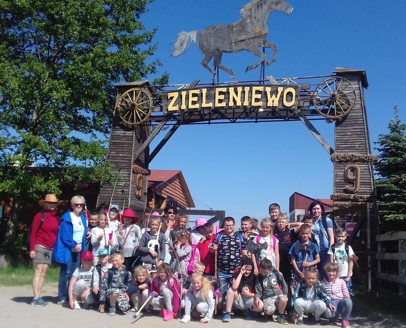 Western City z uczniami z Mechowa…