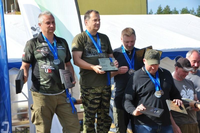 Wojtek Rej – mistrzem Europy