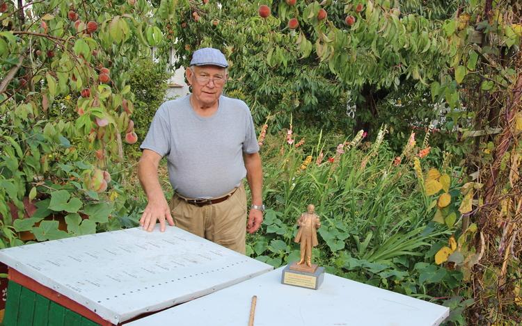 Wolfgang Makowiecki wyróżniony Statuetką pomnika ks. dr Jana Dzierżona