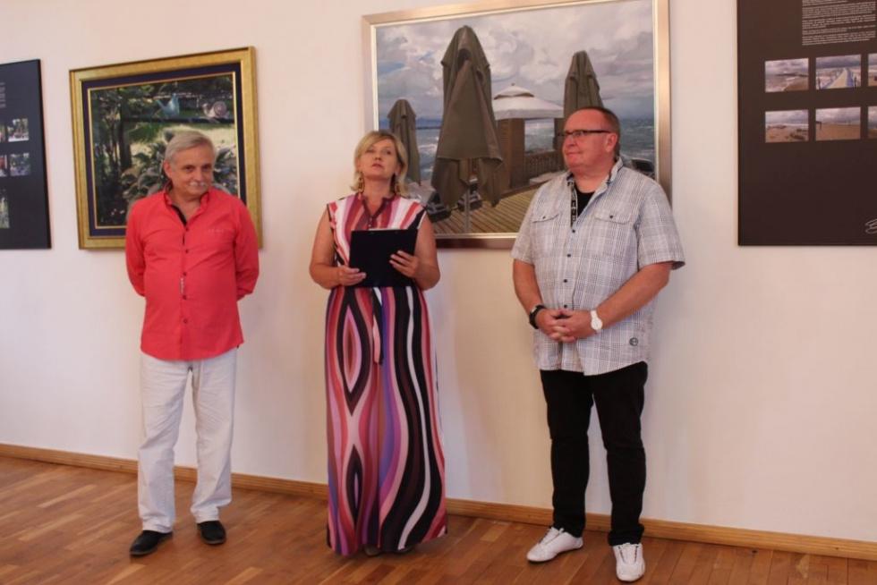Wystawy 2x2 w Galerii Feininger