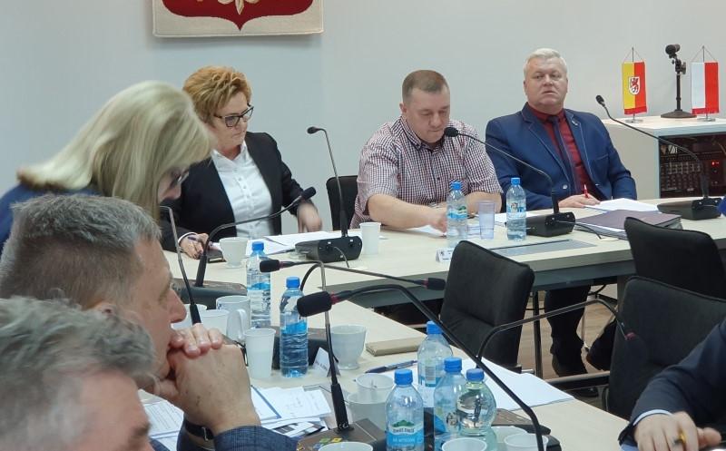 XIX Sesja Rady Miejskiej w Gryficach