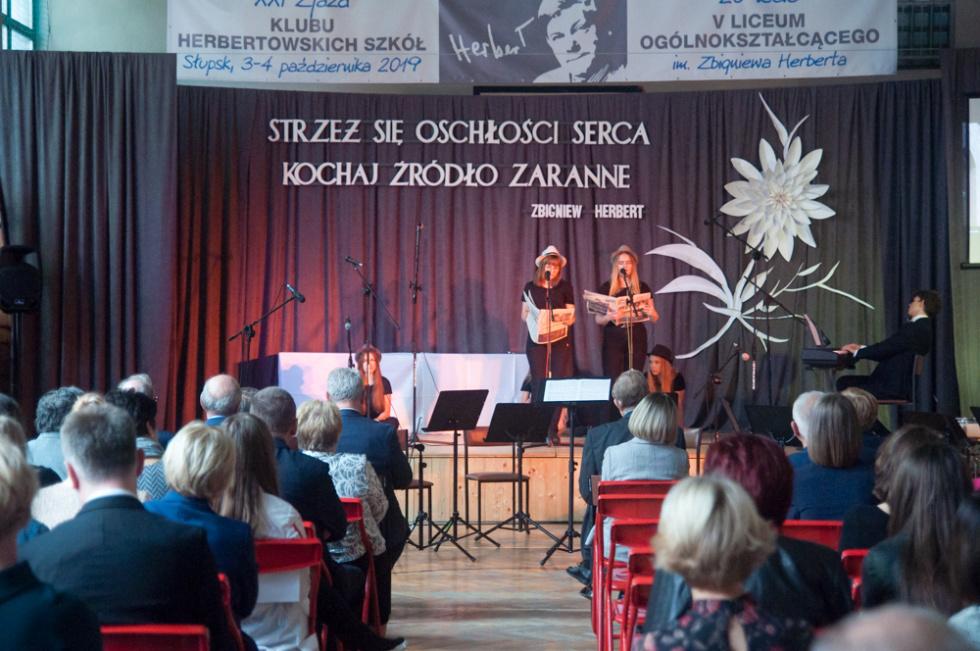 XXI Zjazd Klubu Herbertowskich Szkół