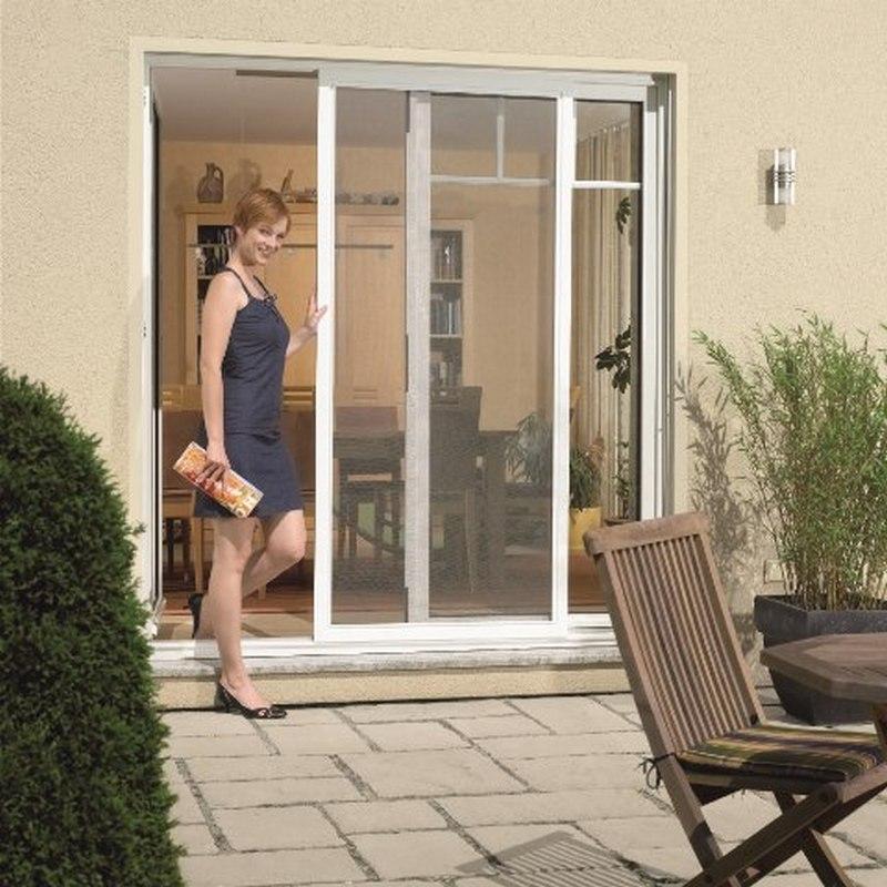 Zabezpiecz okna przed owadami
