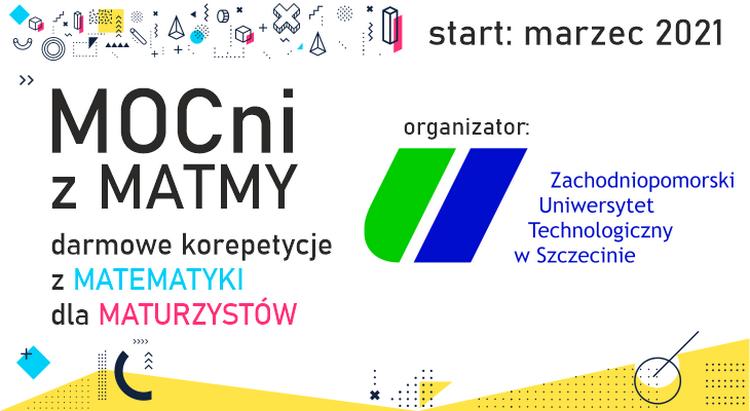Zachodniopomorski Uniwersytet Technologiczny w Szczecinie poprowadzi darmowy kurs  matematyki