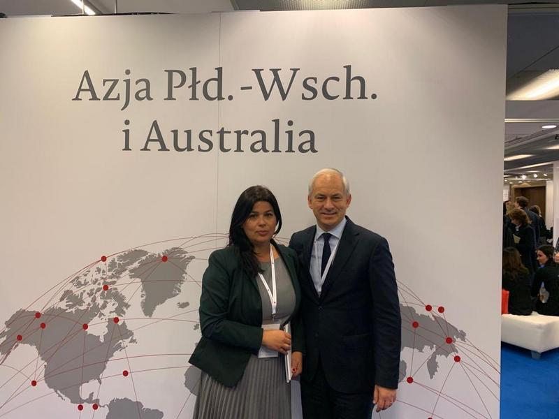 Zachodniopomorskie w Warszawie -  Gospodarka to podstawa