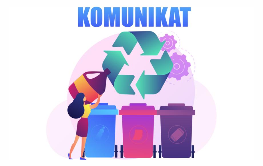 Zmiana metody ustalenia opłaty za gospodarowanie odpadami komunalnymi!