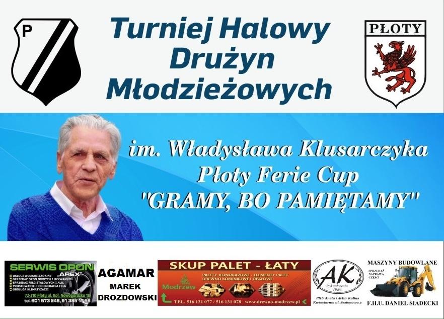 Znamy komplet drużyn IV Turnieju Drużyn Młodzieżowych im. Władysława Klusarczyka