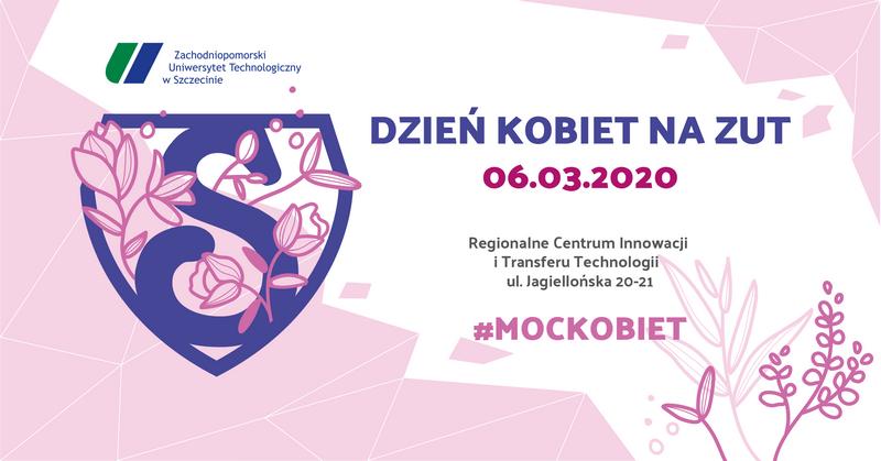 ZUT po raz pierwszy zorganizuje Dzień Kobiet. Tematy: nowotwór piersi, dieta, kosmetyki