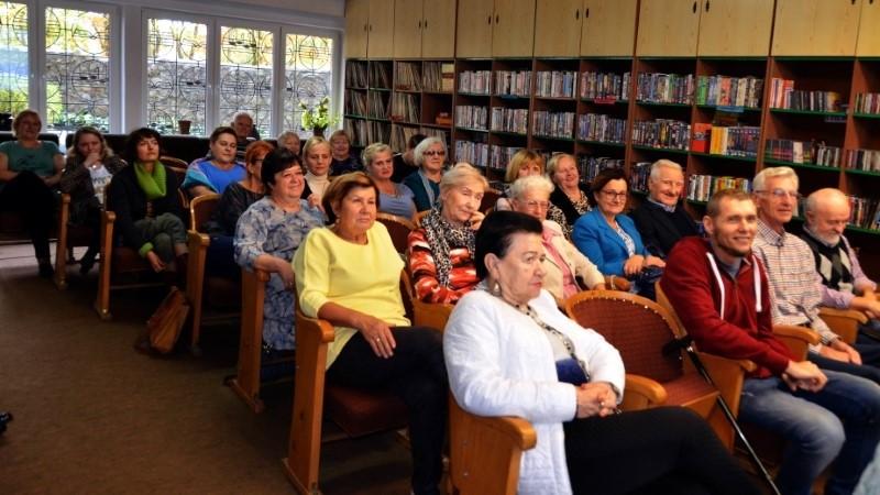 """""""Flawonoidy – więcej niż warzywa  -spotkanie Klubu Zdrowia w Bibliotece"""