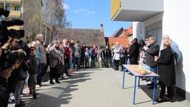 Gryfice: Nowe mieszkania dla 42 rodzin