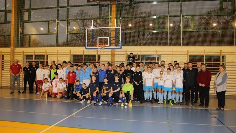 II Mikołajkowy Turniej Piłki Nożnej Trampkarzy o Puchar Burmistrza Gminy Płoty za nami