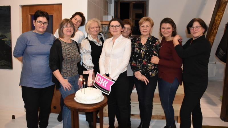 JUBILEUSZ DYSKUSYJNEGO KLUBU KSIĄŻKI W PŁOTACH  -   7. rocznica powstania DKK