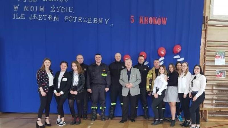 """#KOMÓRKOMANIA -  Dzień Dawcy Szpiku w """"Miłoszu"""""""