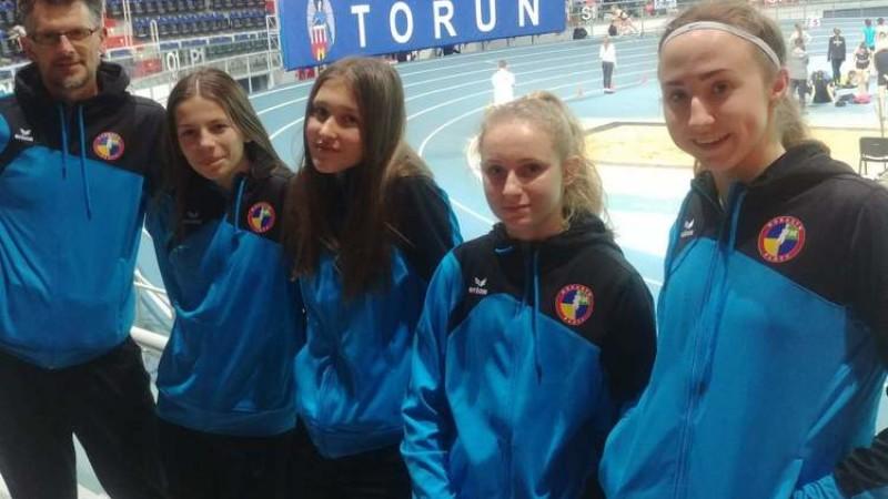 MOKASYN:  Kolejne rekordy w Toruniu
