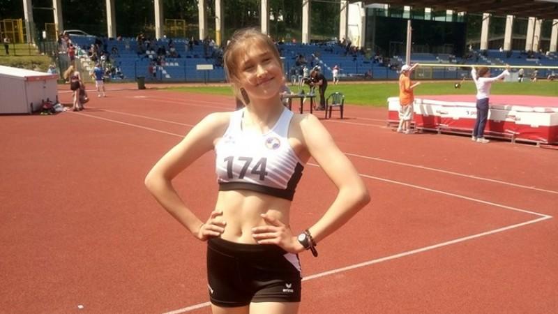 Paulina i Nicola w reprezentacji na Bałtyckie Igrzyska Młodzieży