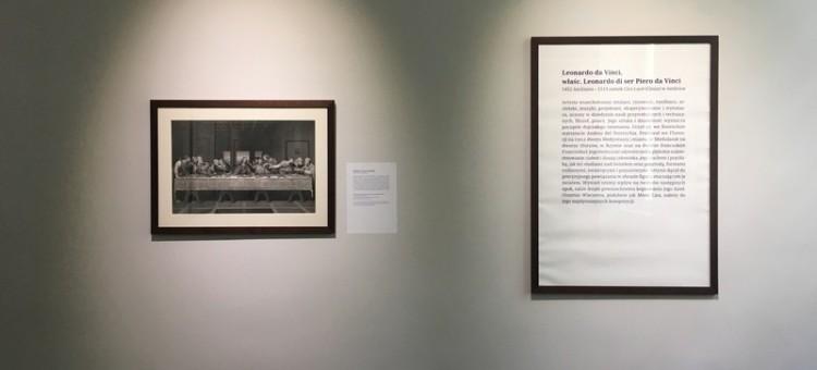 """""""Leonardo da Vinci i Rembrandt Harmenszoon van Rijn w Szczecinie"""