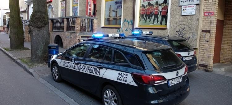 Nielegalny salon gier w Kołobrzegu zamknięty przez KAS