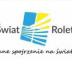Świat Rolet - żaluzje, rolety, markizy, moskitiery