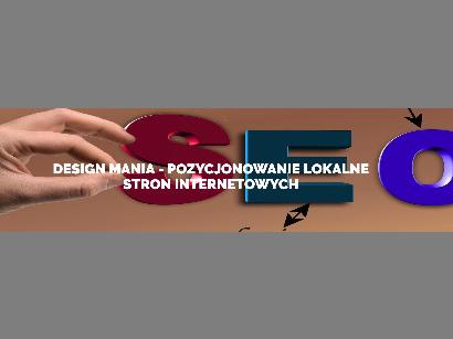 Design Mania - pozycjonowanie stron www