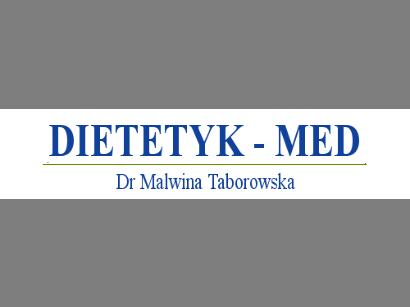 Dietetyk dr Malwina Taborowska