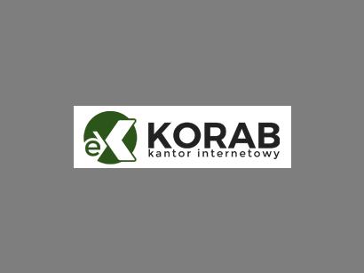 Internetowy kantor wymiany walut eKantorKorab.pl