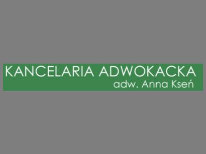 Kancelaria Adwokacka w Szczecinie Adwokat Anna Kseń