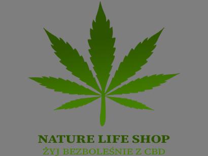 Nature Life Shop - produkty z CBD