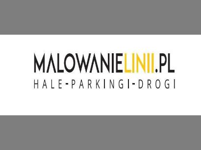 Oznakowanie hal, parkingów i dróg - linie.pl