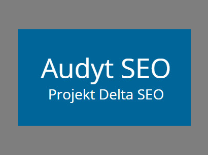 Projekt Delta SEO Pozycjonowanie stron www