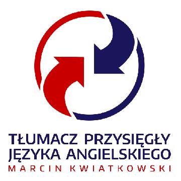 Punkt Tłumaczeń Marcin Kwiatkowski