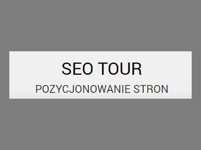 SEO TOUR Pozycjonowanie stron