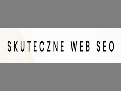 Skuteczne WEB SEO - pozycjonowanie stron www