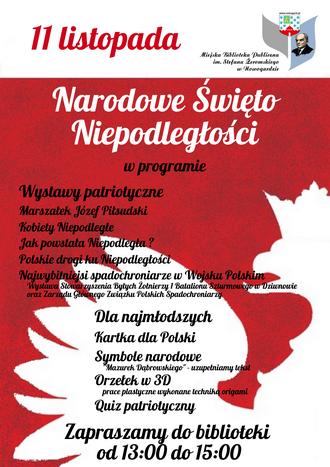 Narodowe Święto Niepodległości w Nowogardzie