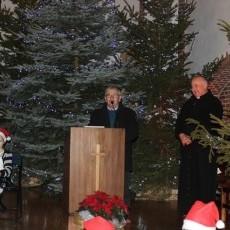Płoty: Świąteczny Koncert Młodzieżowej Orkiestry Dętej  w Kościele Parafialnym