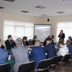 Wyjazdowa, XXVIII sesja Rady Powiatu Gryfickiego V Kadencji odbyła się w Rewalu