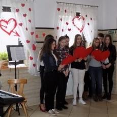 Walentynki w DPS Gryfice