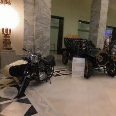 Perełki polskiej motoryzacji na wystawie w Muzeum Techniki w Warszawie