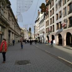 Spacerkiem po Strasburgu...