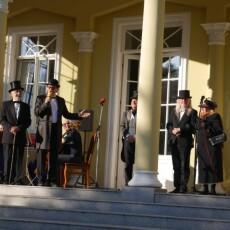Rybokarty: Rekonstrukcja historyczna: Paderewski w Pałacu